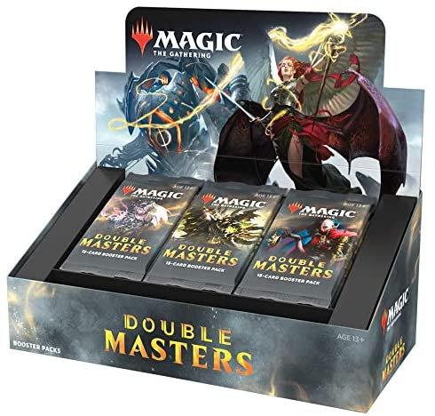 MAGIC : Boîte de Double Masters VF