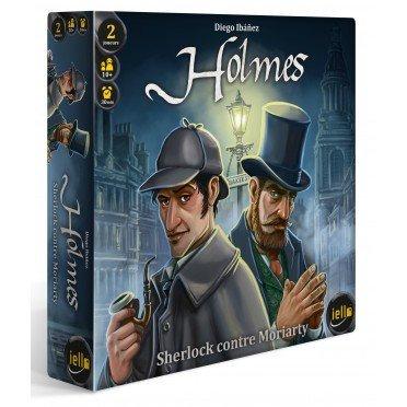 HOLMES : Sherlock contre Moriarty