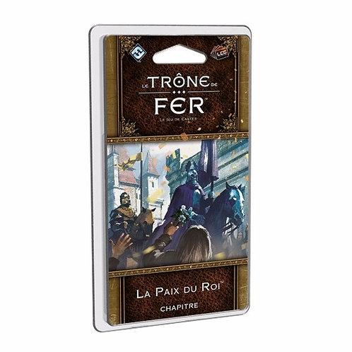 JCE Le Trône de Fer Seconde Edition : La paix du Roi