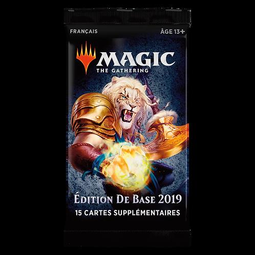 MAGIC : Boosters Edition de base 2019 V.O