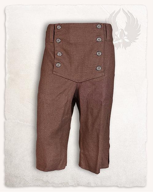 Pantalon FRANKLIN Marron