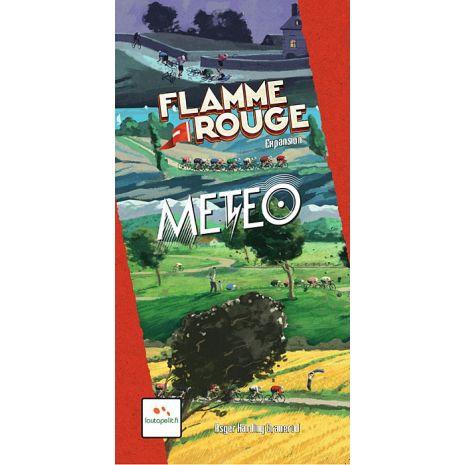 Flamme Rouge - Extension Météo