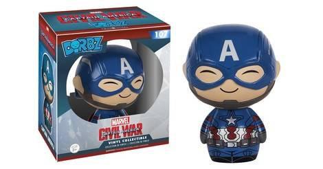 Figurine DORBZ - Captain America