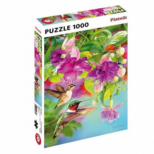 Puzzle Colibirs 1000 Pièces