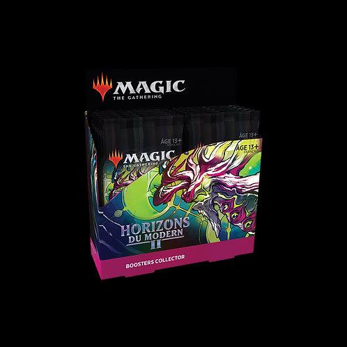 MAGIC: Boîte de Boosters Collectors Moderns Horizons II FR