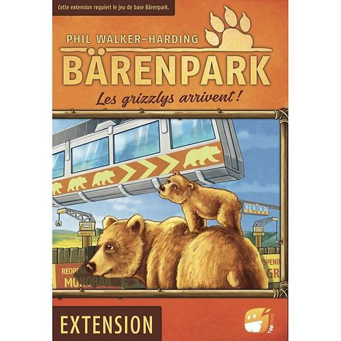 BARENPARK : Ext. Les Grizzlys Arrivent !