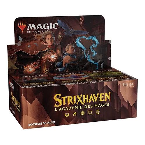 MAGIC: Boîte de 36 Boosters STRIXHAVEN VF