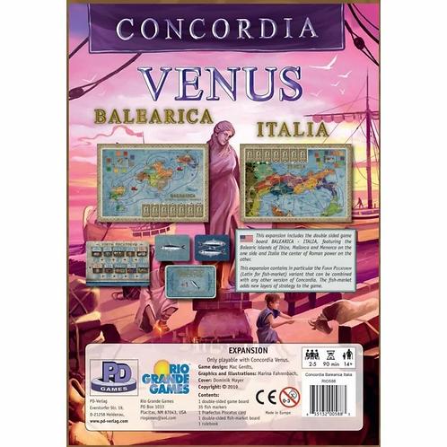 CONCORDIA VENUS Ext Balearica Italia