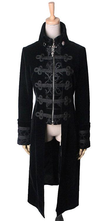 Manteau STRYGE Noir