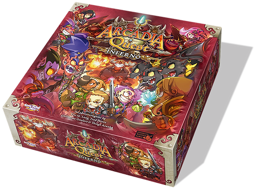 Arcadia Quest : Inferno