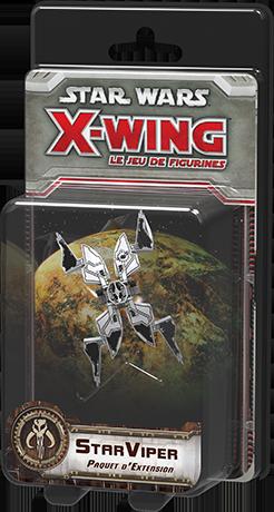 X-Wing StarViper