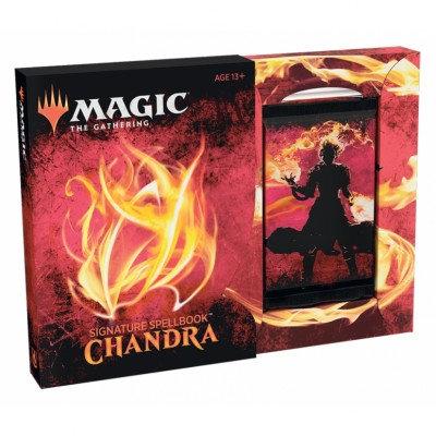 Magic Signature Spellbook Chandra VO