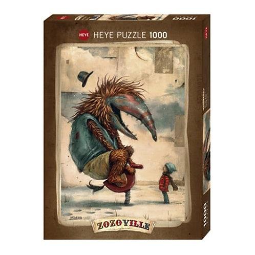 Puzzle ZOZOVILLE - Spring Time 1000 Pièces