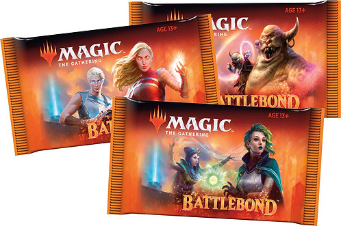 Booster Magic: Battlebond V.O