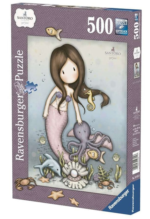 Puzzle NICE TO SEA YOU 500 Pièces