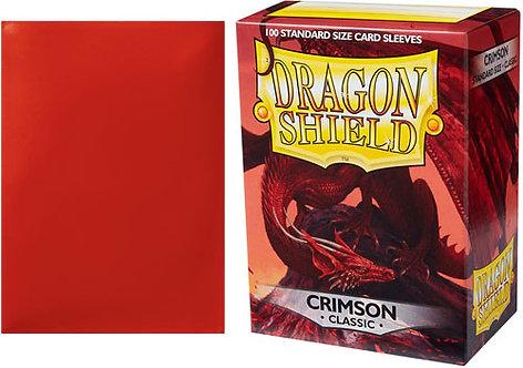 Dragon Shield CRIMSON Classic