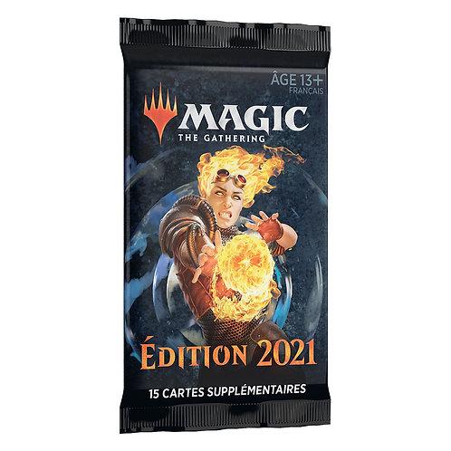 MAGIC : Booster EDITION DE BASE 2021 VF