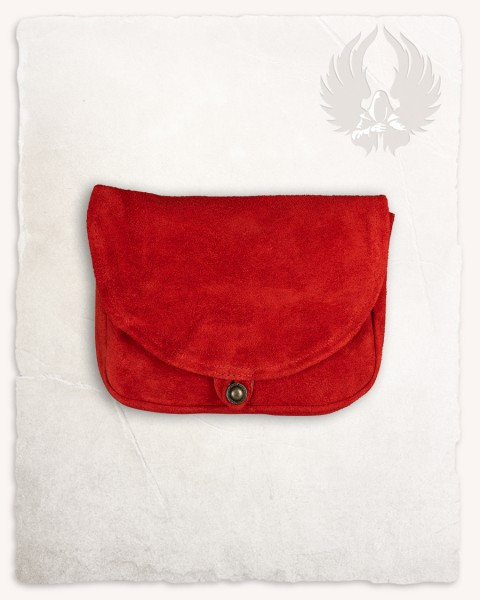 Sacoche RICKAR (grande), rouge
