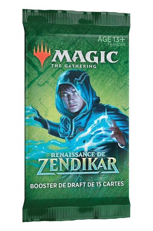 Magic : Booster RENAISSANCE DE ZENDIKAR VF