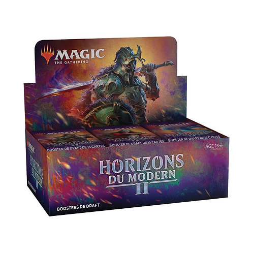MAGIC: Boîte de 36 Boosters Moderns Horizons II FR