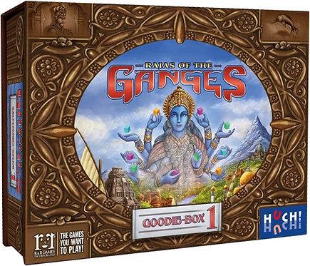 RAJAS OF THE GANGES - Goodie Box 1 : Les coffres du grand Moghol
