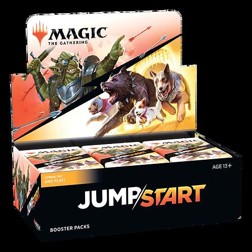 Magic the Gathering : JUMP-START Boîte de 24 boosters VO