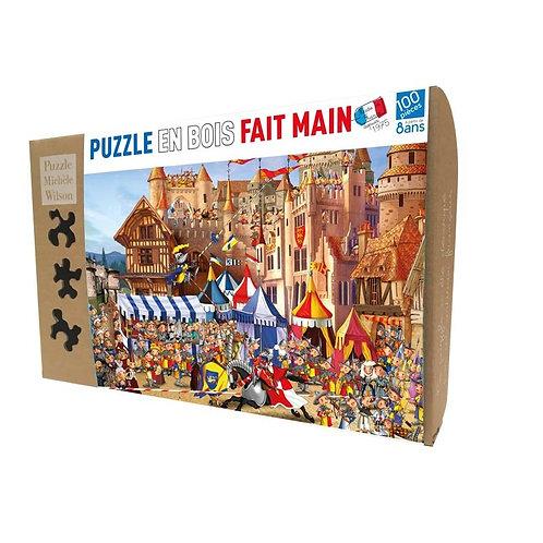 Puzzle Michèle Wilson - Le Tournoi 100 P