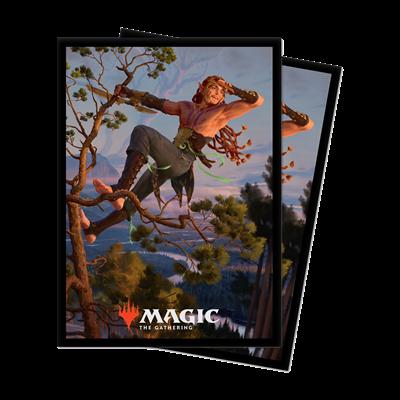 100 Sleeves Ultra Pro - MAGIC Kaldheim 2