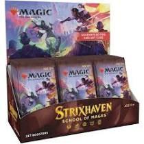 MAGIC: Boîte de 30 Boosters d'Extension STRIXHAVEN VO