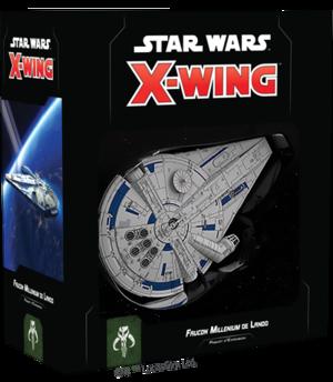 Star Wars X-Wing- Faucon Millénium