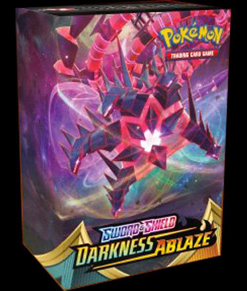 Pokémon Épée et Bouclier - Ténèbres Embrasées - Kit d'Avant-Première VF