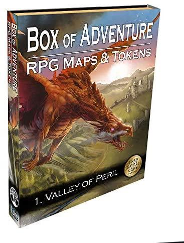 Box Of Adventure - Valley Of Peril