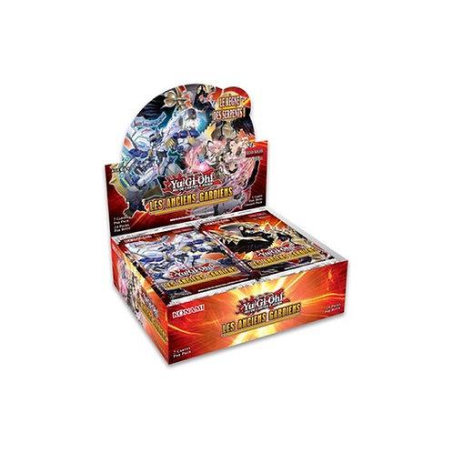 Yu-Gi-Oh!: Boîte de Booster LES ANCIENS GARDIENS