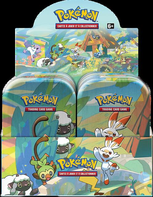 POKEMON Mini Pokébox 2020