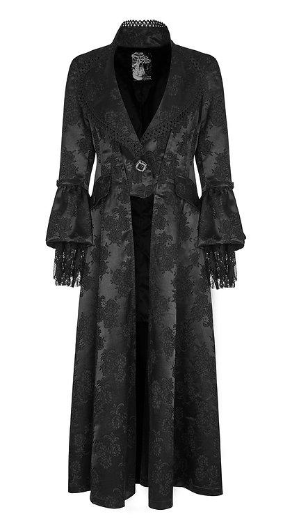 Manteau IMPERATRICE Noir