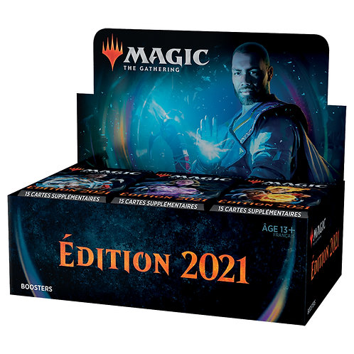 MAGIC : Boîte Edition de Base 2021 VF