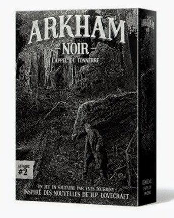 ARKHAM NOIR #2 L' APPEL DU TONNERRE
