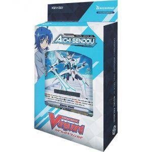 Cardfight !! Vanguard : Trial Deck V TD01 Royal Paladin (VO)