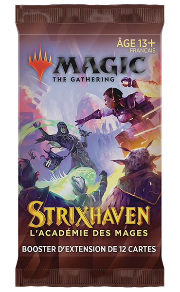 MAGIC: Boosters d'Extension STRIXHAVEN VF