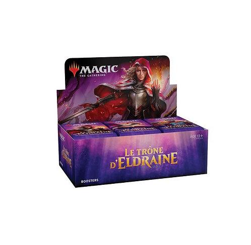 MAGIC : Boîte de 36 Boosters Le Trône d'ELDRAINE