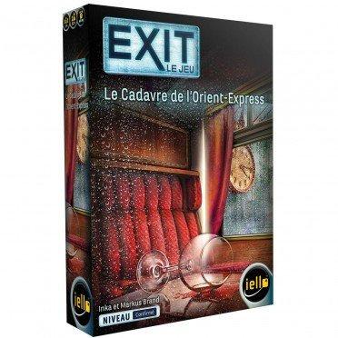 EXIT: Le Cadavre de l'Orient-Express