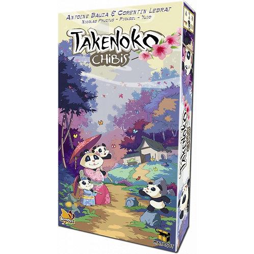 TAKENOKO : Extension Chibis