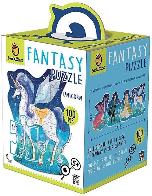 Fantasy Puzzle - Unicorn 100 pièces