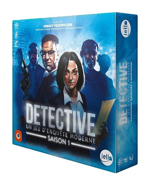 DETECTIVE: Saison 1