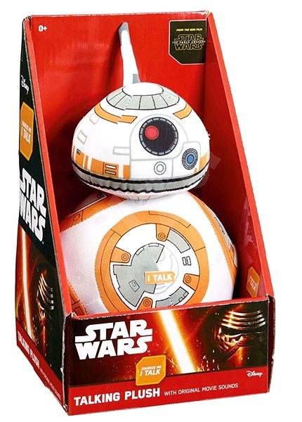 STAR WARS Talking Plush BB-8