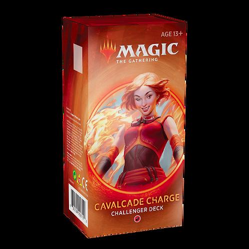 MAGIC CHALLENGER DECK 2020 : Cavalcade Charge EN