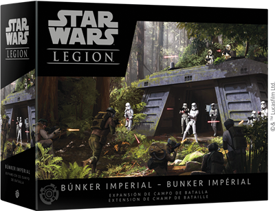 Star Wars LEGION : Bunker impérial