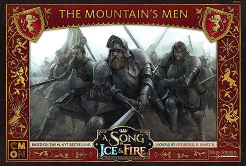 LE TRÔNE DE FER : Le Jeu De Figurines, Les Hommes De La Montagne
