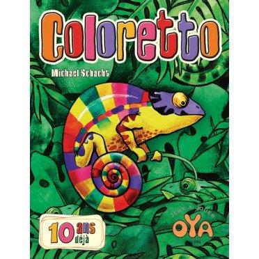 COLORETTO Edition 10 Ans