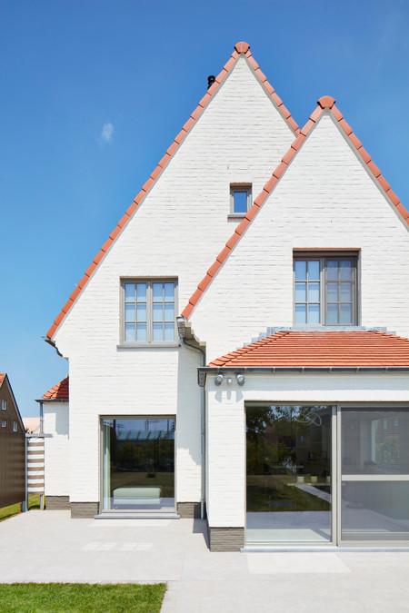 AMBER schilderwerken voor Project S. - Knokke